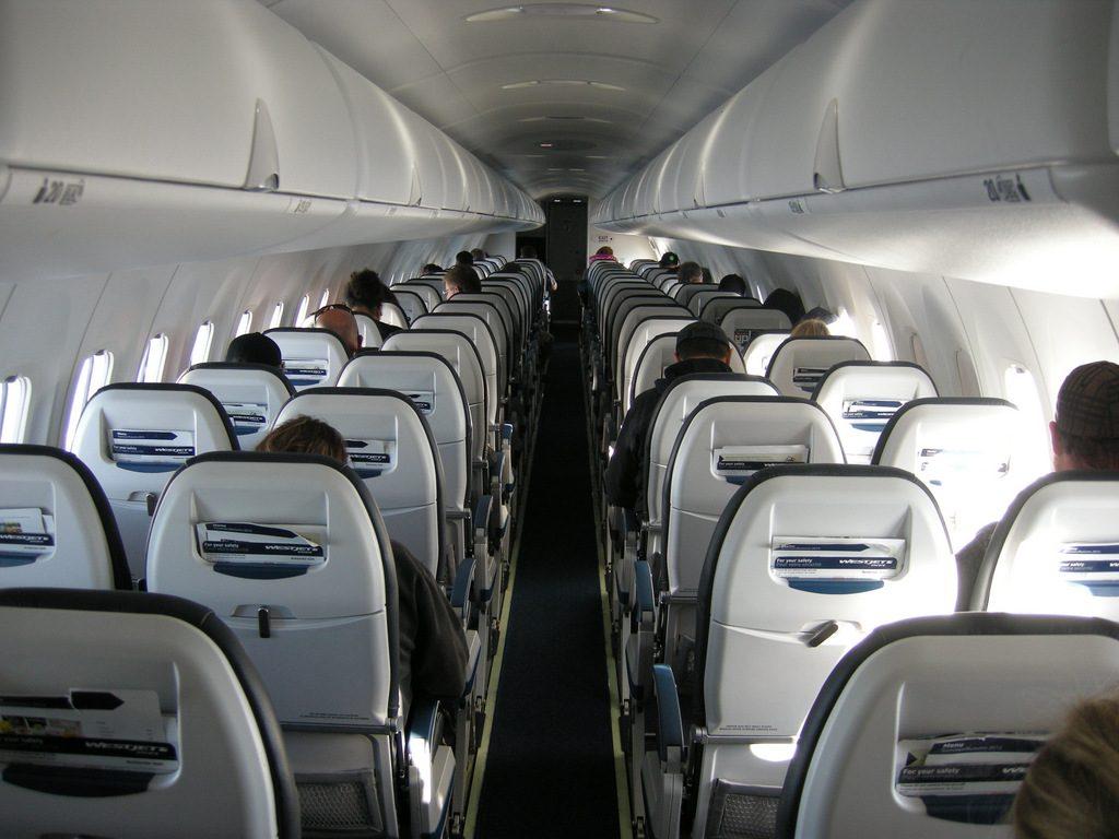 Inside Westjet Encore's newest Q400