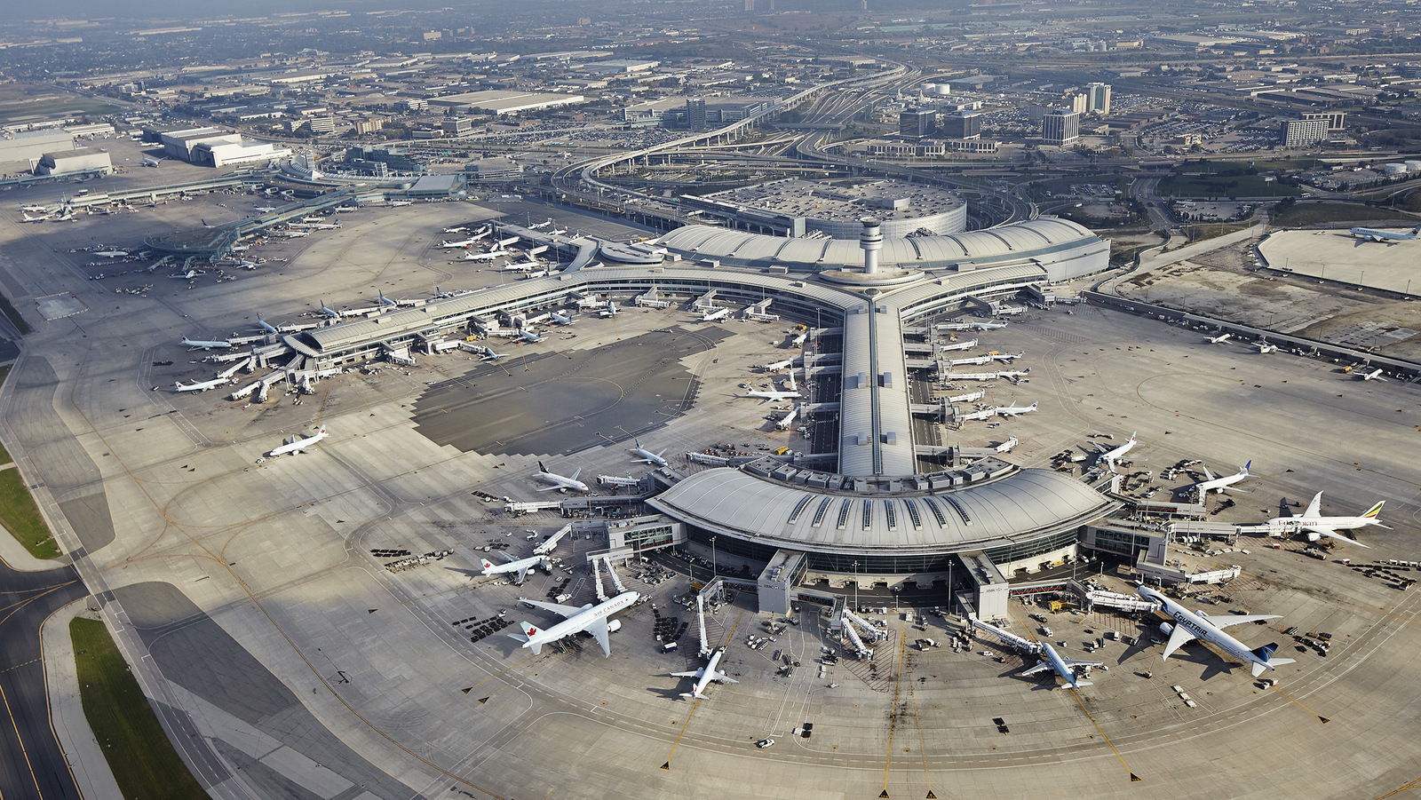 Toronto Pearson International Airport Then And Now Part